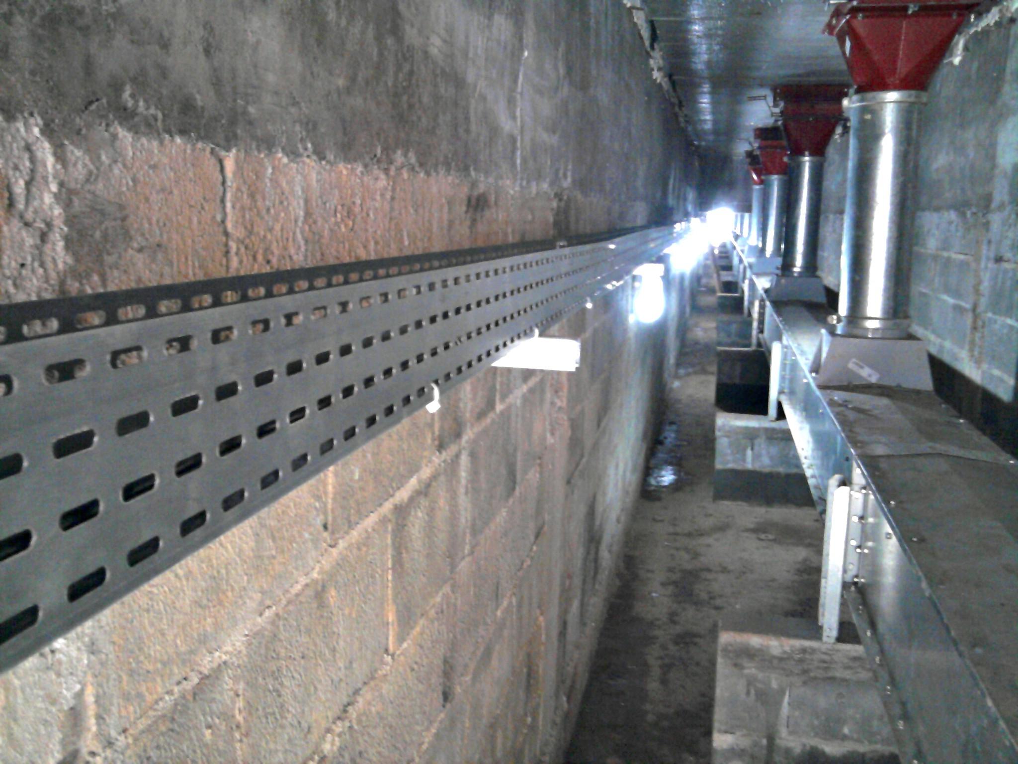 Instalação de Iluminação, Interruptores e Tomadas